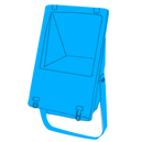 Proyector-Halogenuro-150W